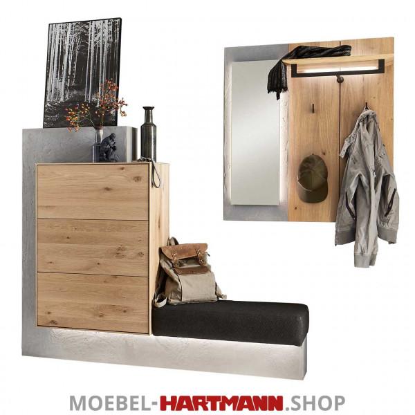 Hartmann Brik - Garderobe Nr. 102