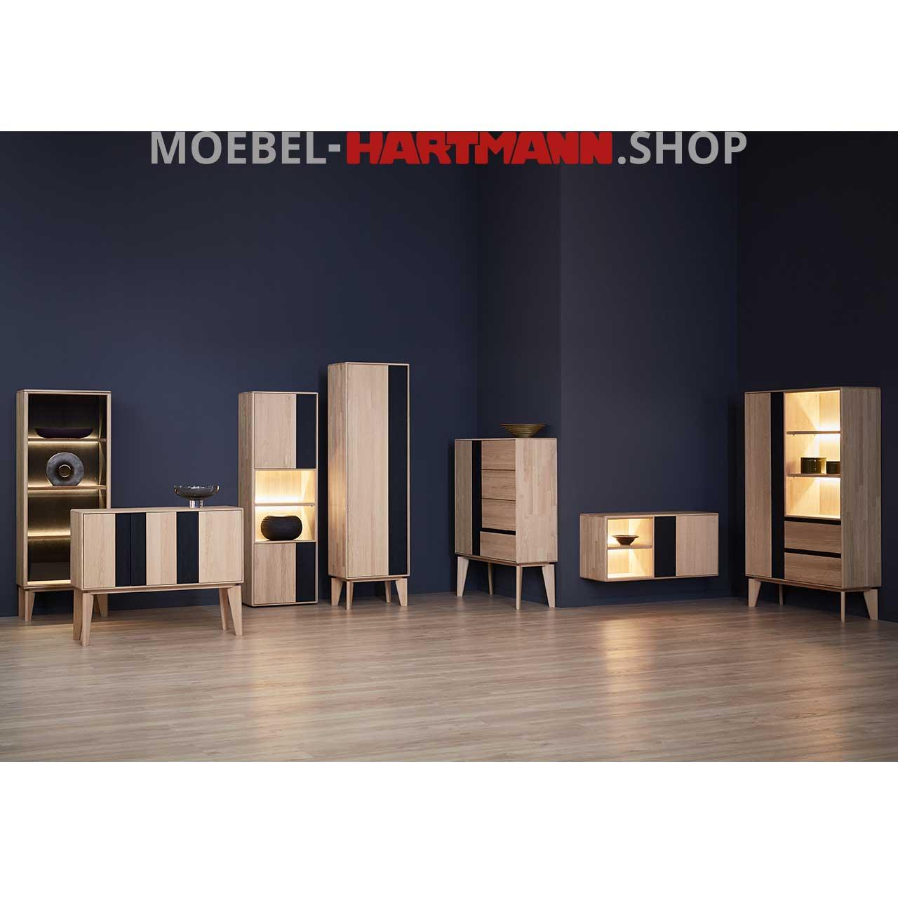 Hartmann Schöner Wohnen Kollektion Craft 9150 - Highboard