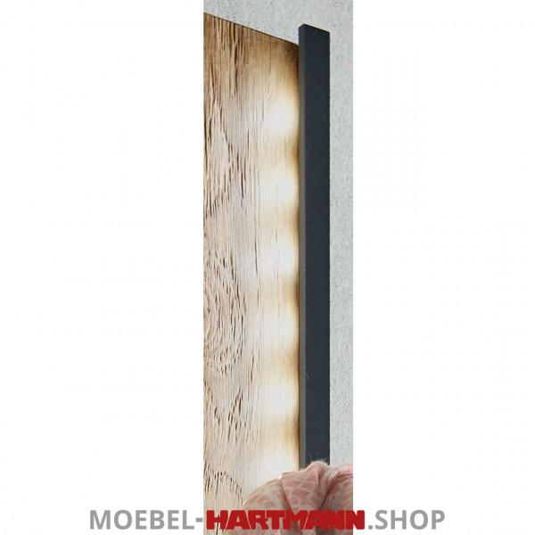 Hartmann Talis - Garderoben-Beleuchtung 16,32 Watt 5540-9741