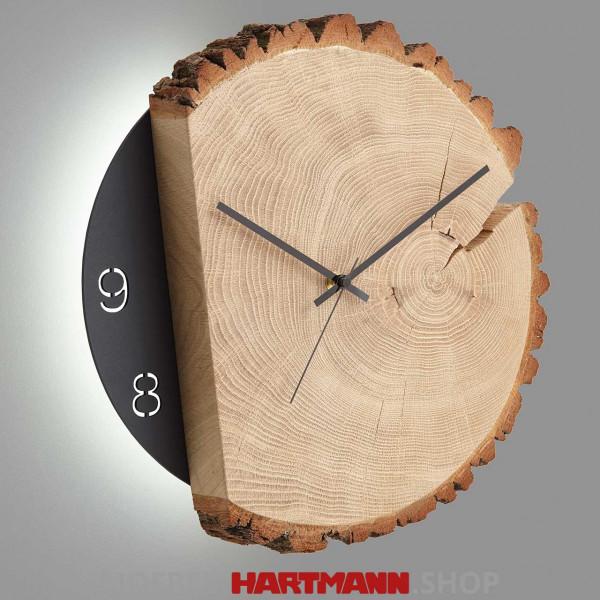 Hartmann Naturstücke - Wanduhr 7160-1066