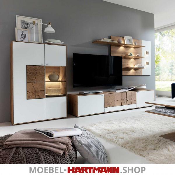 Hartmann Caya - Wohnwand 7170 Nr. 24 W
