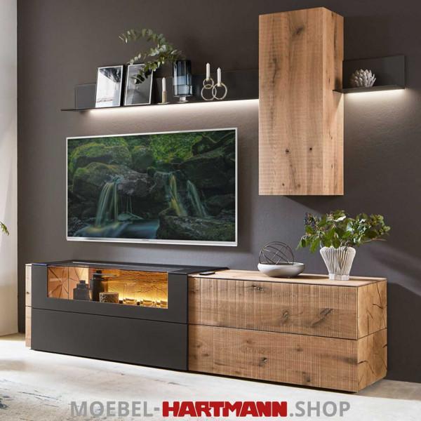 Hartmann Vara - Wohnwand 7210W Nr. 40A