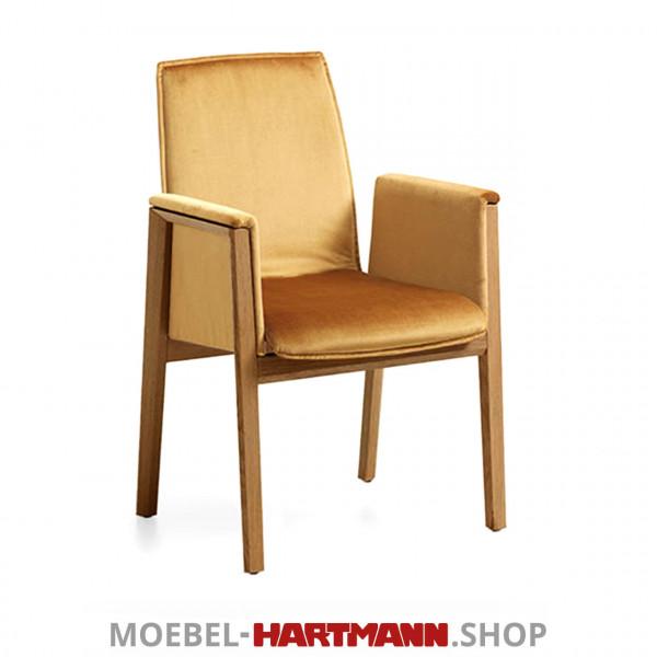 Hartmann Naturzeit - Armlehnstuhl Nuri 7100E-0637