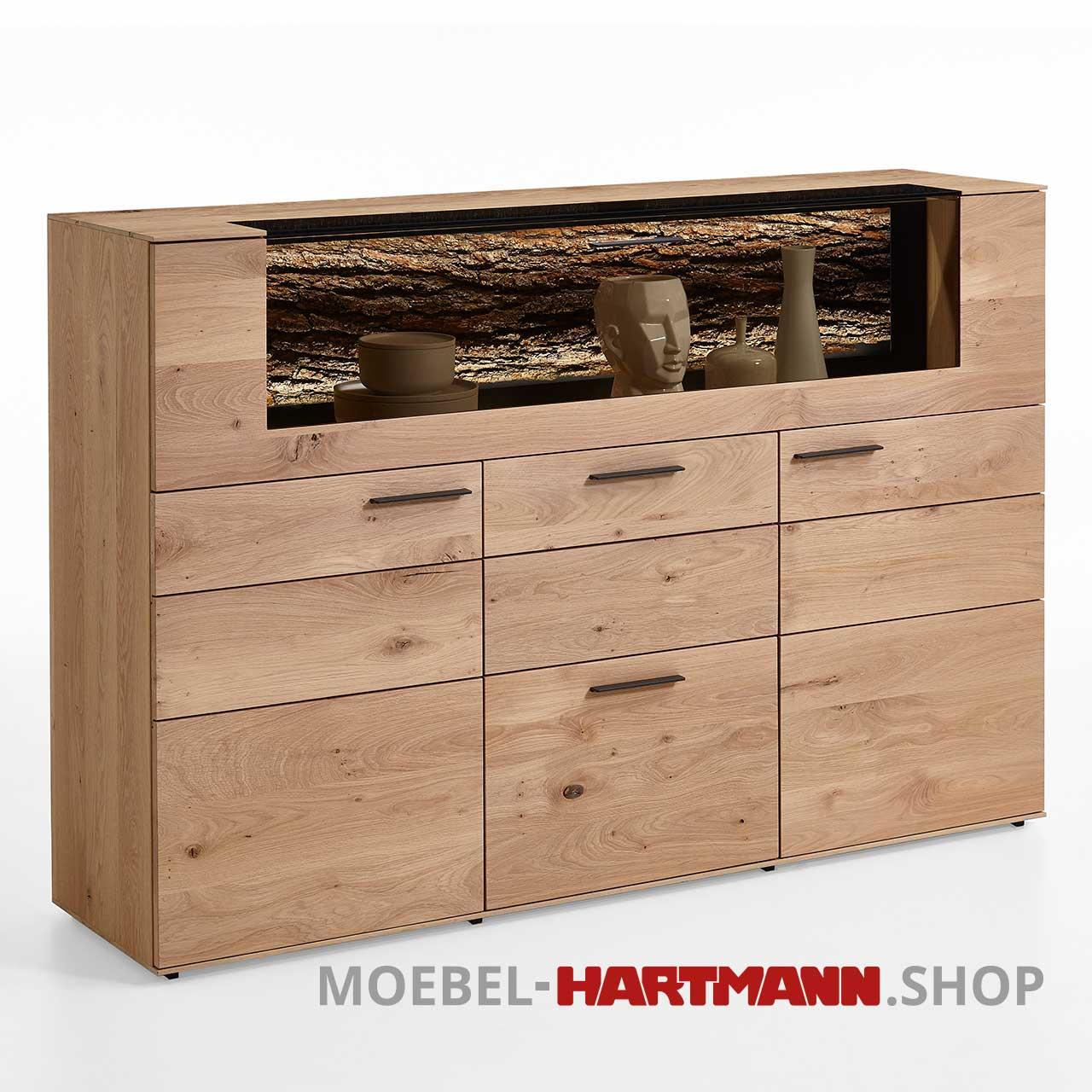 hartmann runa highboard 8410 6171 moebel. Black Bedroom Furniture Sets. Home Design Ideas