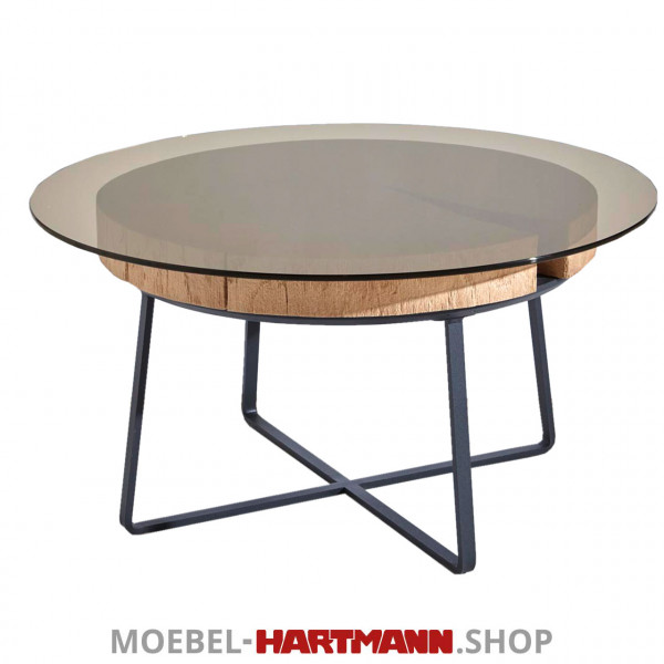 Hartmann Naturwerke - Couchtisch Kerneiche Natur 8400C-0364