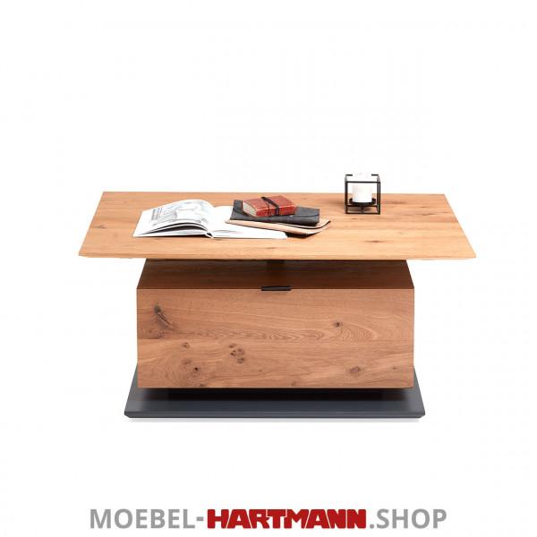 Hartmann Naturwerke - Couchtisch Kerneiche Umato 7100C-1403