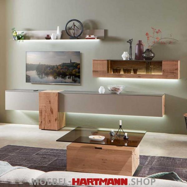 Hartmann Vara - Wohnwand 7210W Nr. 20T