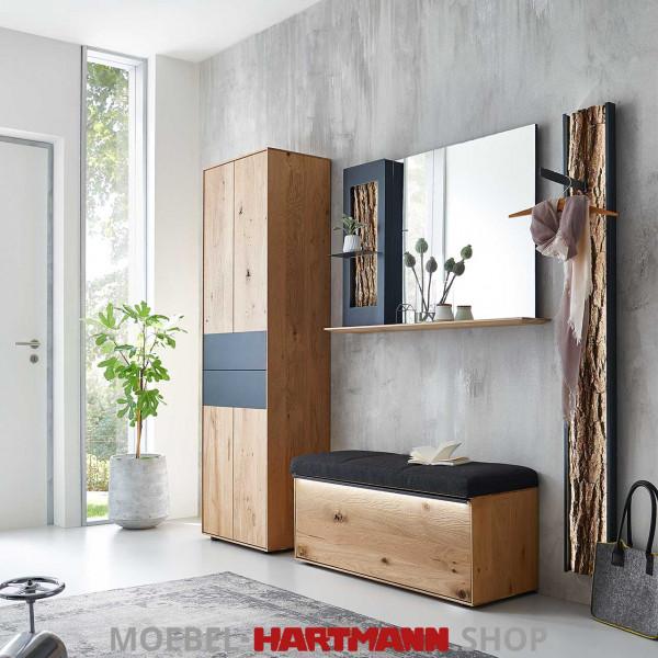 Hartmann Runa Garderobe 8440 Nr. 104 Inklusive Beleuchtung sofort verfügbar