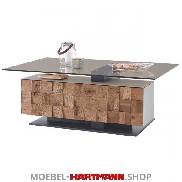 Hartmann Liv Leonardo - Couchtisch 7120W-1406G grau
