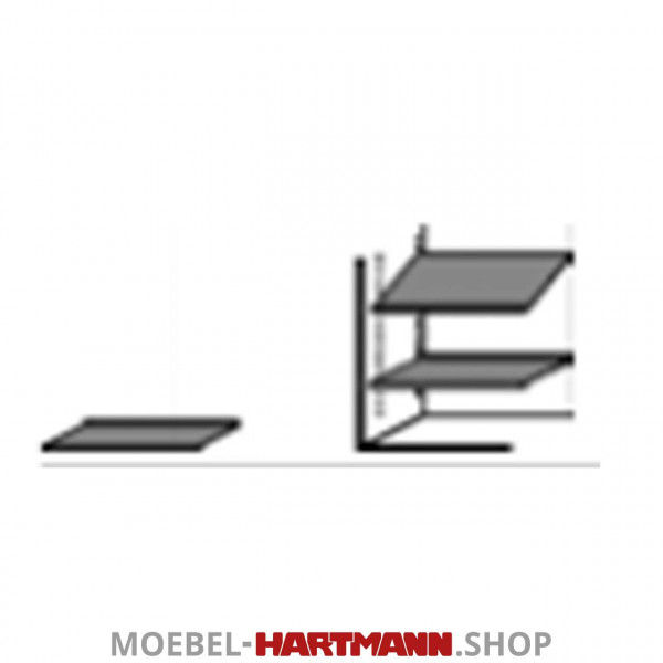 Hartmann Runa - Metalleinlegeboden 8440-1011
