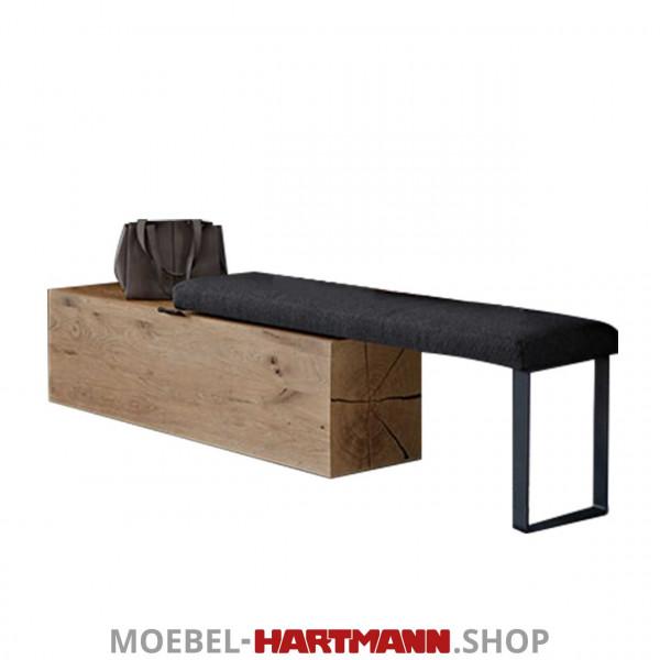 Hartmann Caya - Sitzbank Baumstamm 7140-3124 Stoff