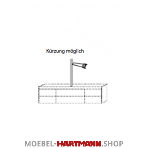 Hartmann Runa Kabelschacht 1m Länge 8410-0115