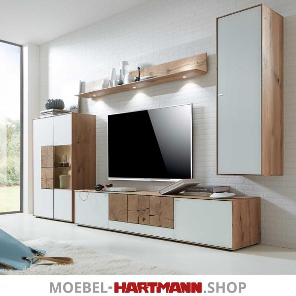 Hartmann Caya - Wohnwand 7170 Nr. 34 W