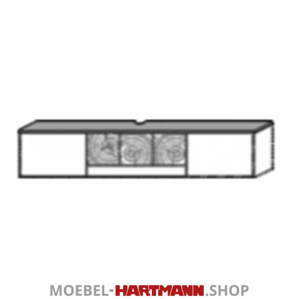 Hartmann CAYA Kabeldurchlass 7170-1084