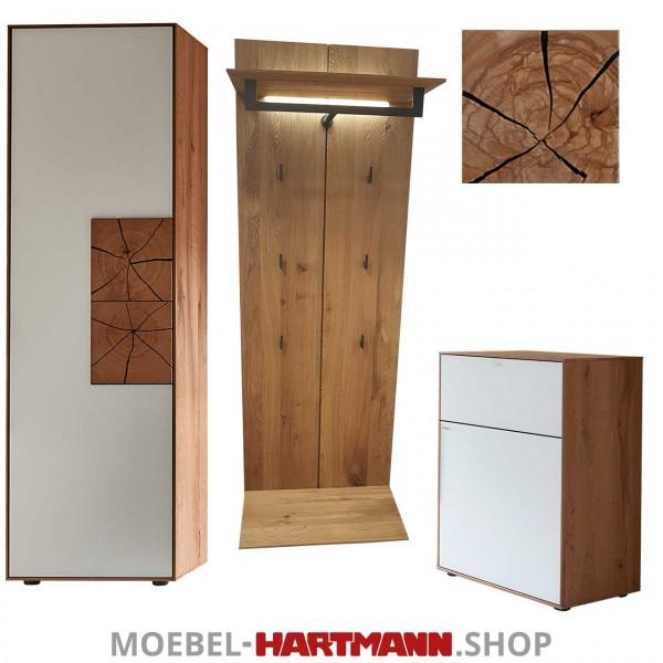 Hartmann Caya - Garderoben Vorschlagskombination Nr. 110