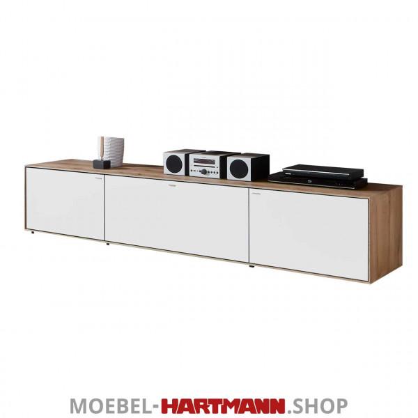 Hartmann Caya - Unterteil inkl. Kabelschacht 7170-2216 W
