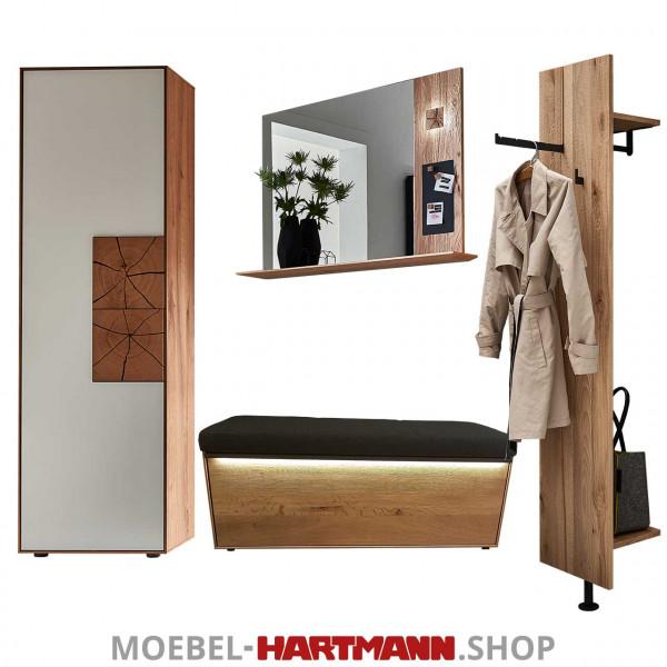 Hartmann Caya - Garderoben Vorschlagskombination Nr. 116