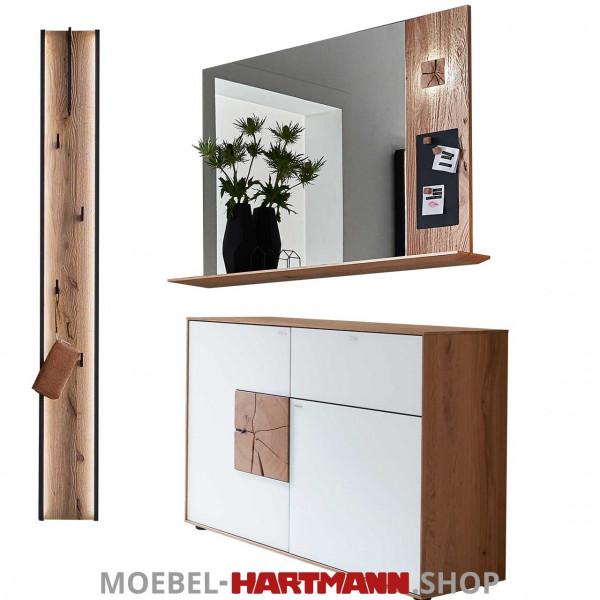 Hartmann Caya - Garderoben Vorschlagskombination Nr. 120