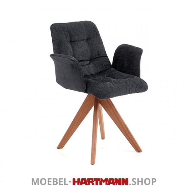 Hartmann Naturzeit - Armlehnstuhl Janne - 7100E-0641