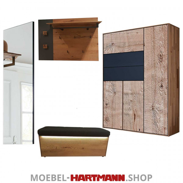 hartmann runa garderobe 8440 nr 108 moebel. Black Bedroom Furniture Sets. Home Design Ideas